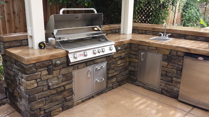 Outdoor Kitchen Sacramento
